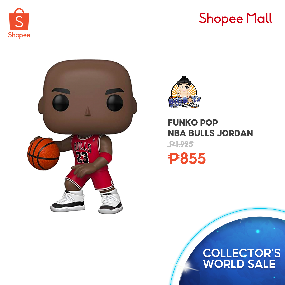 Shopee Collector's World