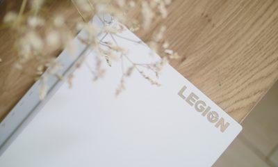 Legion 5 Stingray White
