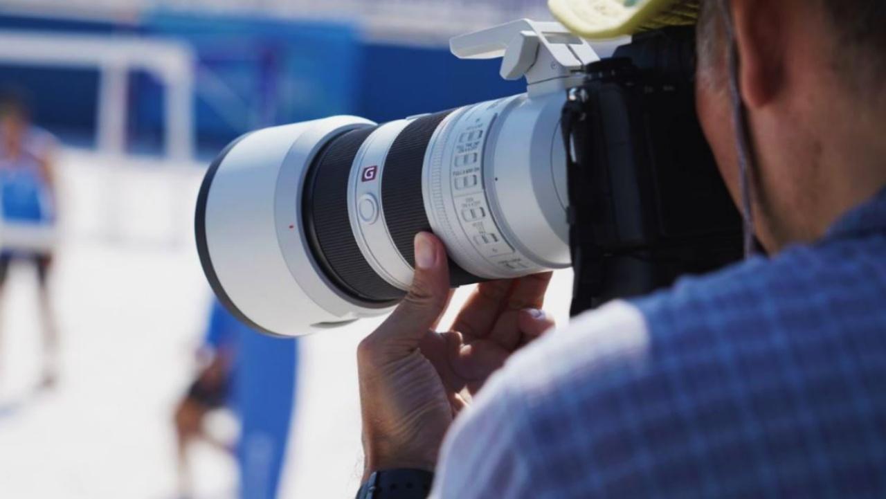 FE 70-200mm