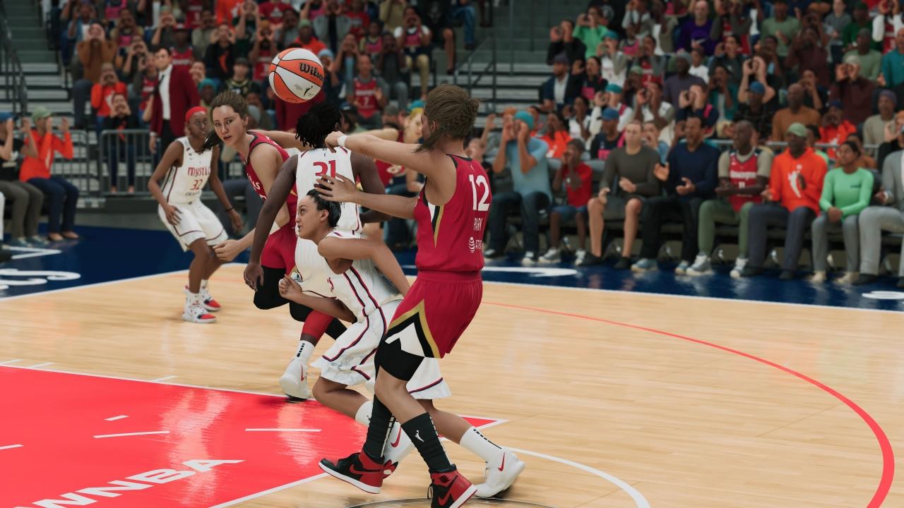 TWICE WNBA
